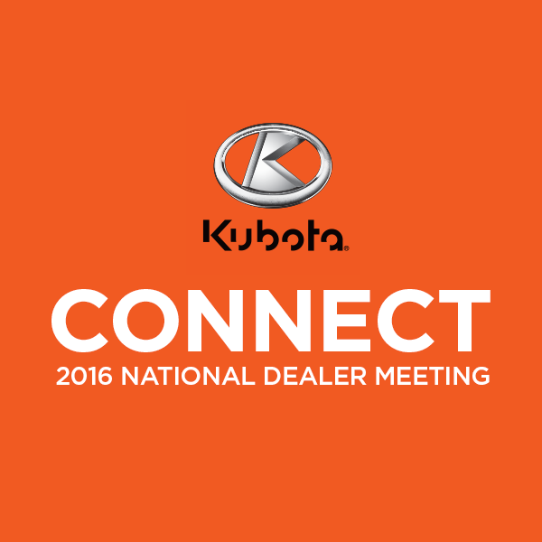 Kubota National Dealer Meeting