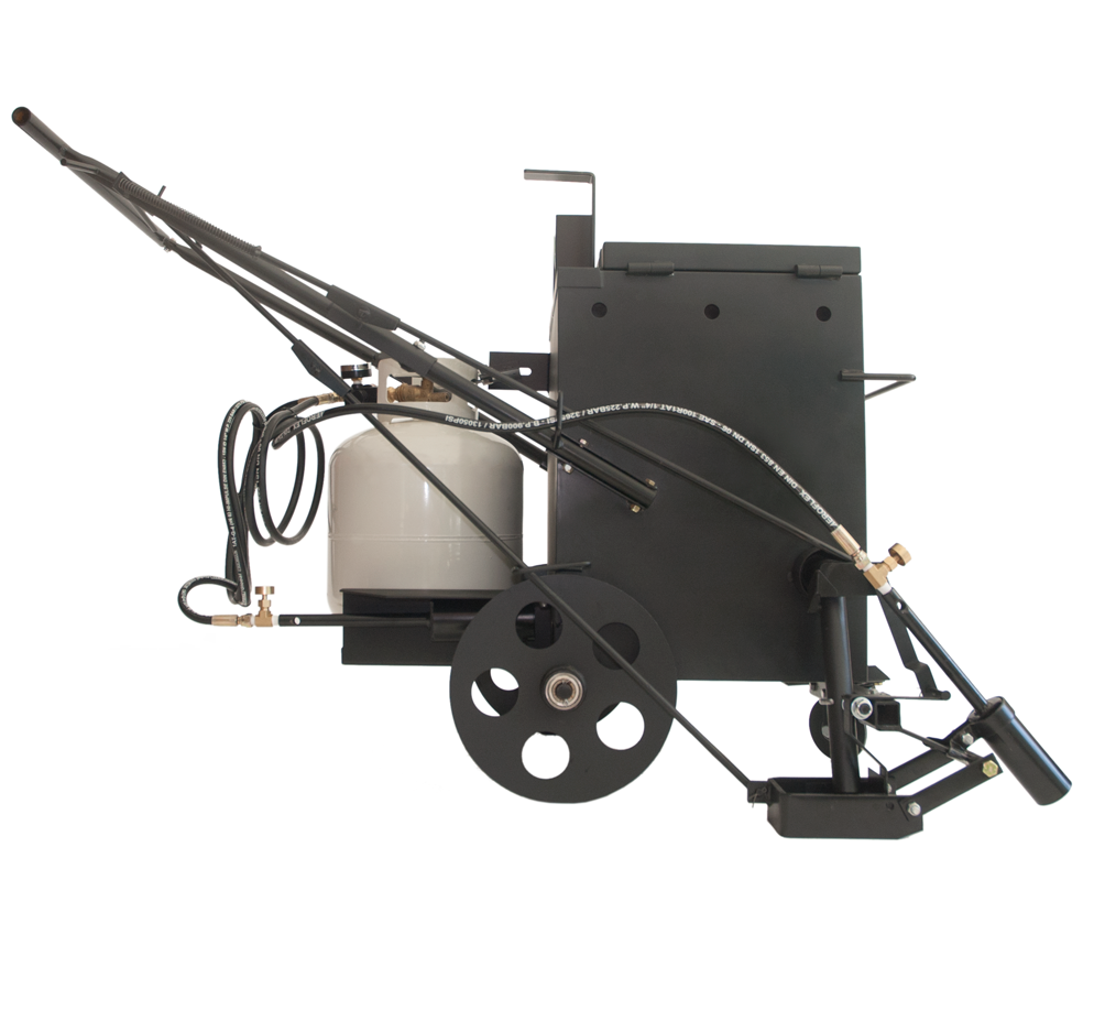 Hotbox 10 melter applicator