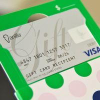 VISA Credit/Debit Card