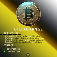 Buy Bitcoin from BTBXCHANGE with Carbon