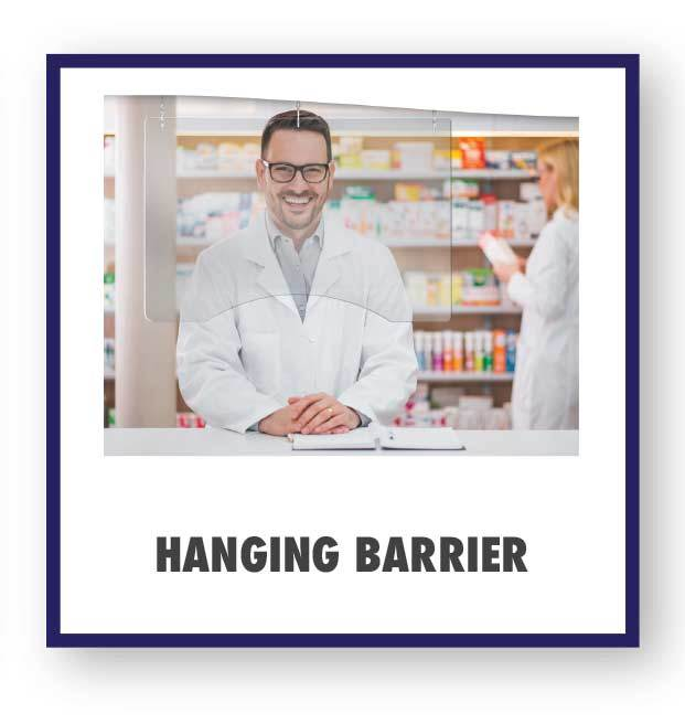 Hanging Safety Barrier