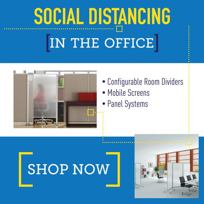 Social Distancint At The Office
