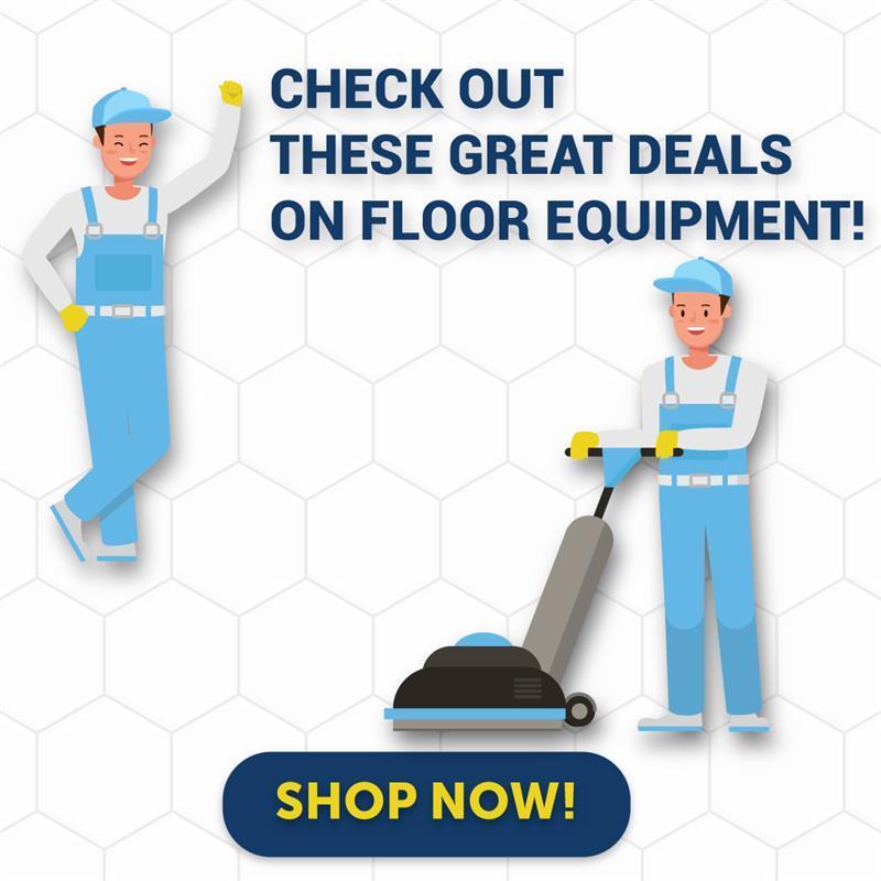 Floor Cleaning Equipment Sale