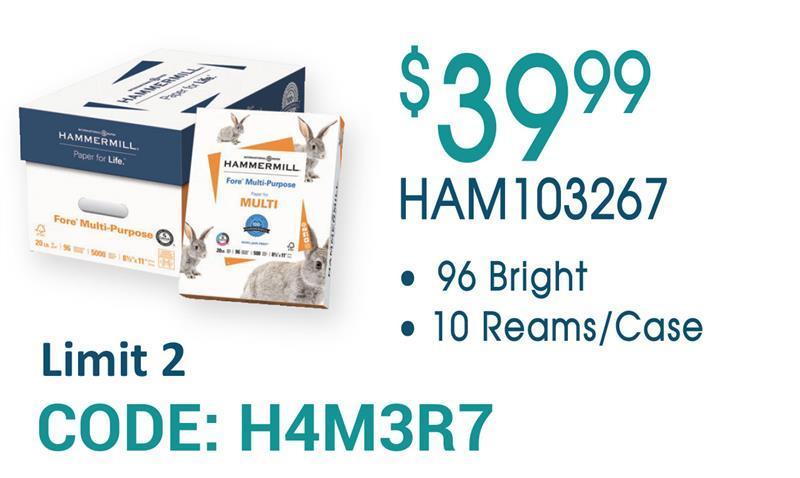 Copy Paper Sale HAM103267
