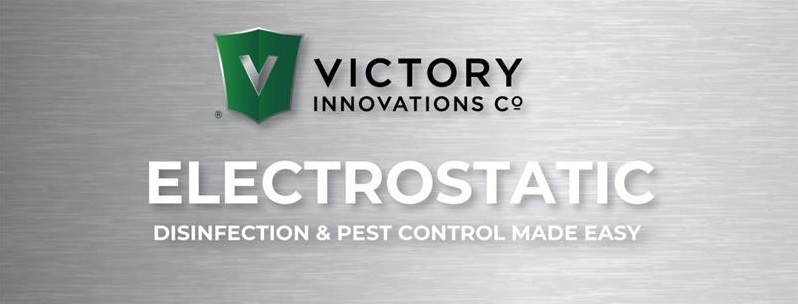 Electrostatic Disinfection and Pest Control Sprayers