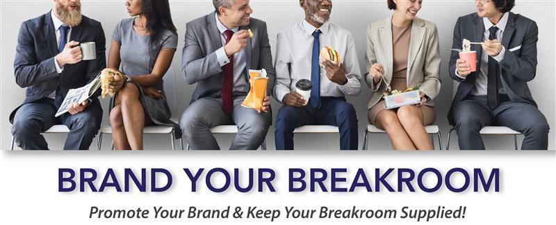 Brand Your Breakroom