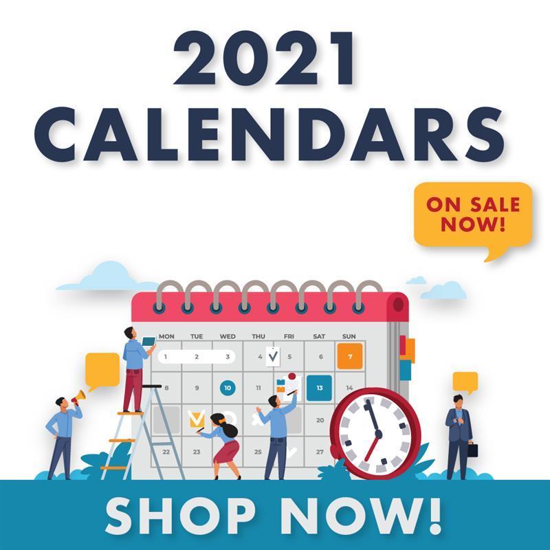 2021 Dated Good Calendars
