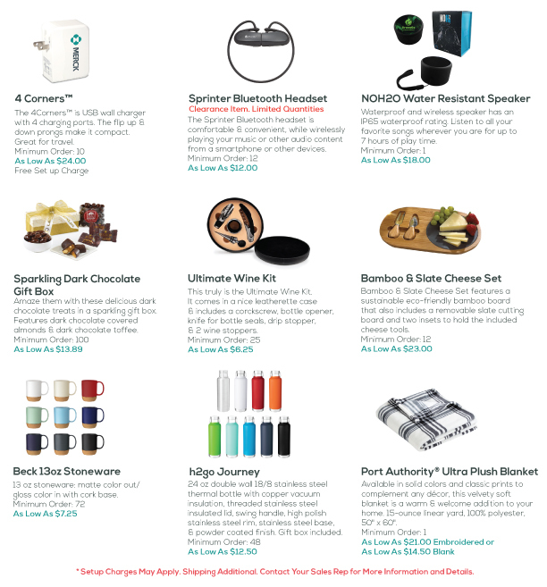 Holiday Gifts For Your Team