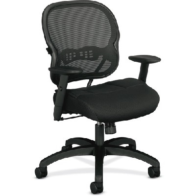 PAYBSXVL712MM10 HON Wave Mesh Mid-Back Task Chair