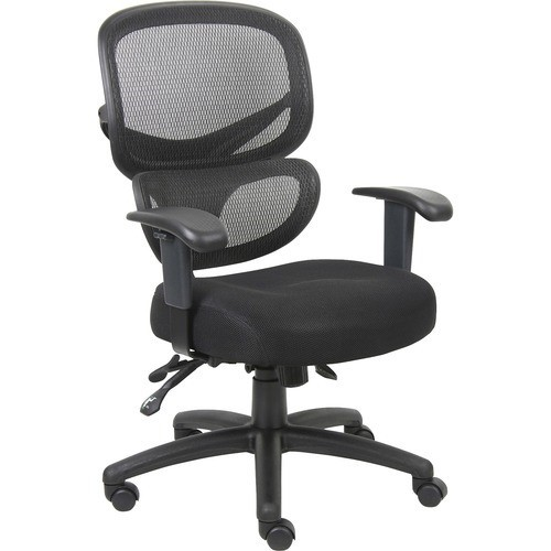 PAYLLR60622 Lorell Mesh-Back Fabric Executive Task Chair