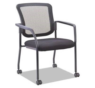 PAYALEEL4314 Alera Mesh Guest Stacking Chair