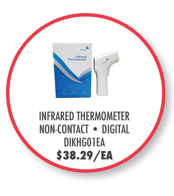DIKHG01EA BBLove Infrared No-Touch Thermometer