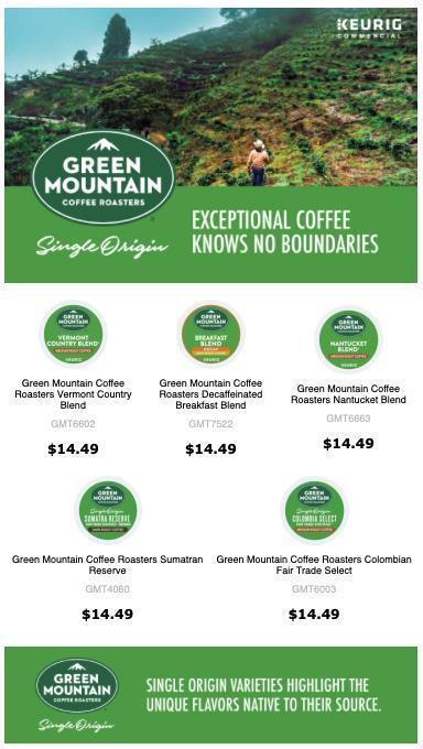 Green Mountain Coffee