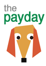 The Payday Hound Logo