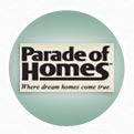 2001 Parade of Homes Award