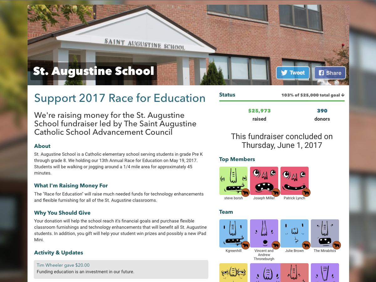 St. Augustine's School