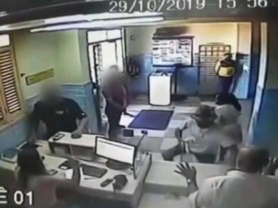 Dois homens assaltam agência dos Correios na cidade de Soledade