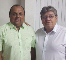 Ricardo Pereira comemora números da pesquisa PB Agora/ Datavox em Princesa