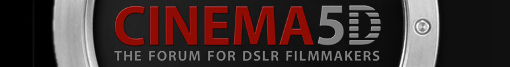 Cinema 5D Blog