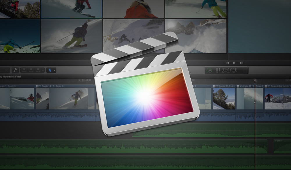 Creating Compound Clips in FCPX
