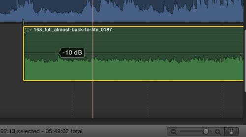 FCP X Audio Tutorial Part 2: Using Final Cut Pro X's Audio