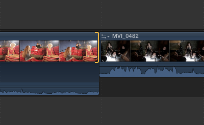 Effects and Transitions in Final Cut Pro 7