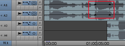 Audio Keyframing Tips in Avid Media Composer - The Beat: A
