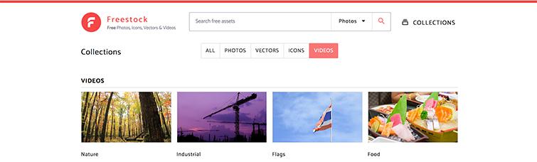 FREE Online Stock Video Sites! - Freestock Video