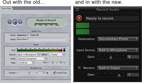 How To Record Quick Voiceovers In Final Cut Pro X - The Beat