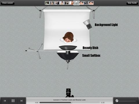 Scott Kelby Photoshop Lighting Training
