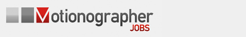 Motionographer Video Editing Freelance Jobs
