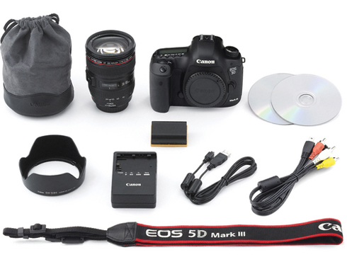 Canon 5D Mark III Camera Kit