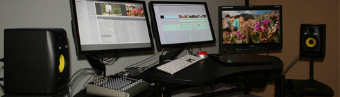 Walter Biscardi Edit Suite