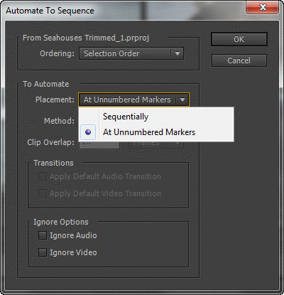 Automate-to-Sequence-At-Unnumbered-Markers