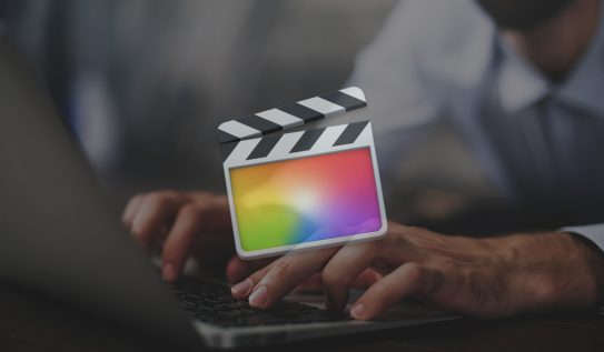 Compound Clips as Audio Tracks in Final Cut Pro X