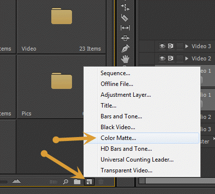 how to get rid of closing gaps adobe premiere