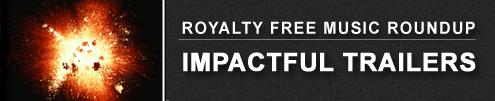 Royalty Free Trailer Music