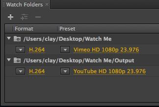 Watch Me Folder