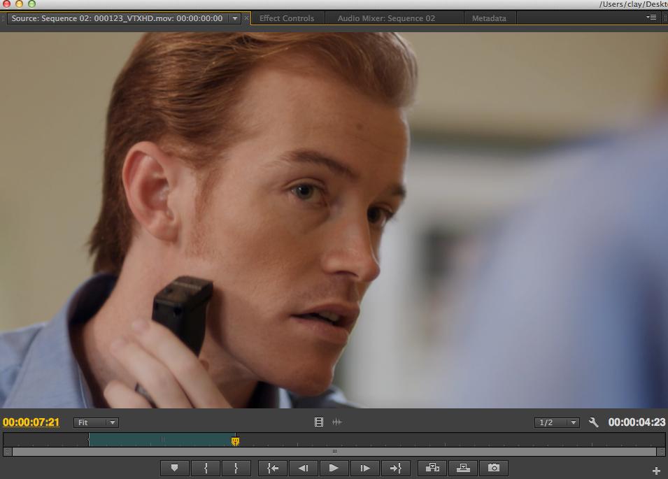 Slip Edit Premiere Pro