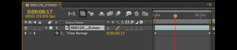 Speed Ramps & Freeze Frames in After Effects: Time Remapping Keyframes