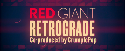 Red Giant Retrograde