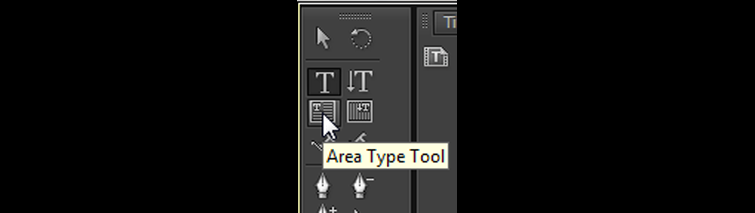Area Type Tool