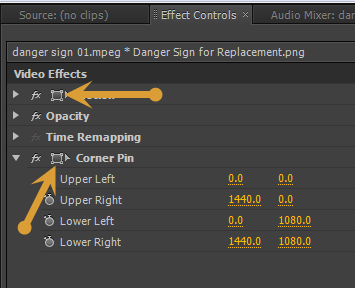 The Corner Pin Effect in Adobe Premiere Pro - The Beat: A