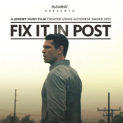 Fix It In Post Autodesk