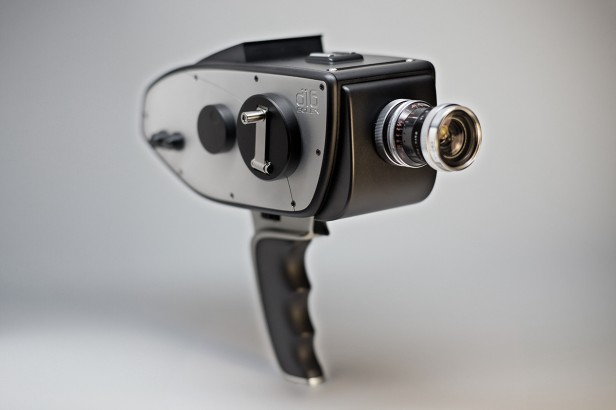 Digital Bolex Finished Body