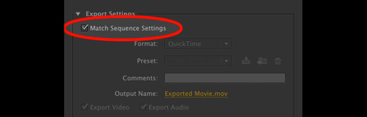 Fixed-Premiere-Pro-export-sequence-settings