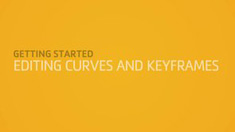 Editing Curves and Keyframes