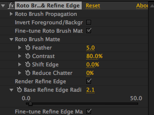 Base Refine Edge