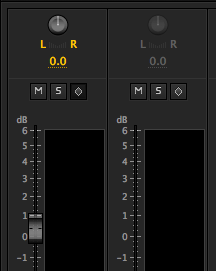 Recording Clip Audio Keyframes