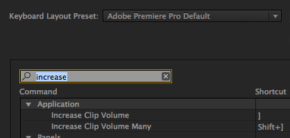 Increase Clip Volume